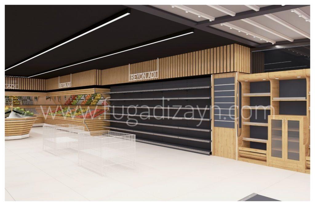 market tasarım